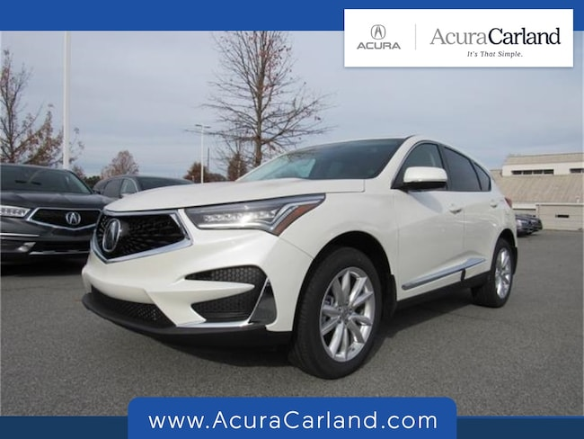 New 2019 Acura Rdx For Sale In Duluth Ga Near Atlanta Johns
