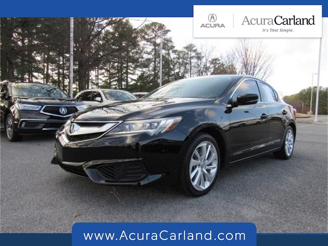 Pre-Owned 2016 Acura ILX 2.4L Sedan for sale in Duluth, GA