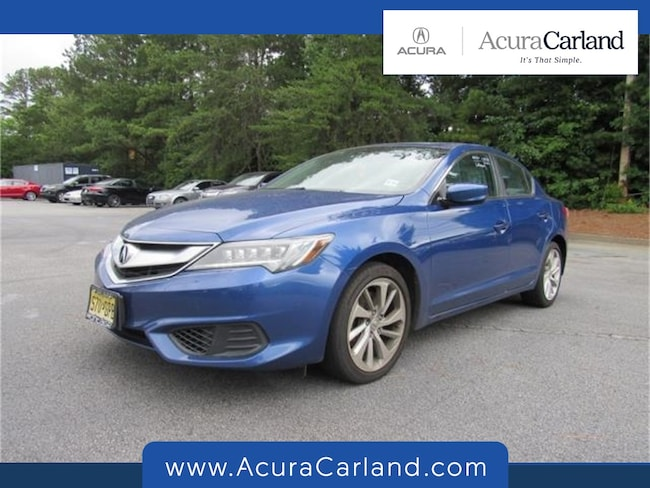 Pre-Owned 2016 Acura ILX 2.4L (A8) Sedan for sale in Duluth, GA