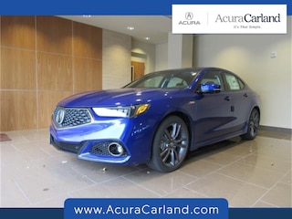 New 2019 Acura TLX 2.4 8-DCT P-AWS with A-SPEC Sedan KA004672 for sale in Duluth, GA