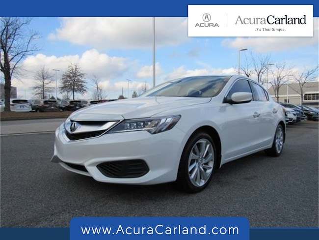 Used 2016 Acura ILX 2.4L Sedan in Duluth, GA
