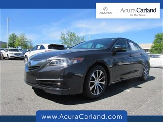 Pre-Owned 2016 Acura TLX Tech (DCT) Sedan 19UUB1F56GA011188 for sale in Duluth, GA