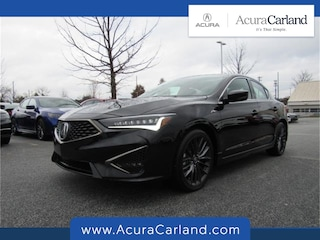 New 2019 Acura ILX with Premium and A-Spec Package Sedan KA001527 for sale in Duluth, GA