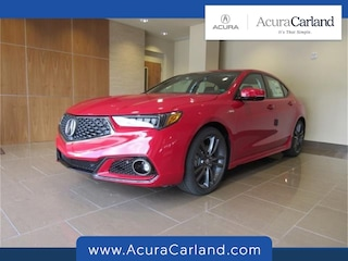 New 2019 Acura TLX 2.4 8-DCT P-AWS with A-SPEC Sedan KA004442 for sale in Duluth, GA