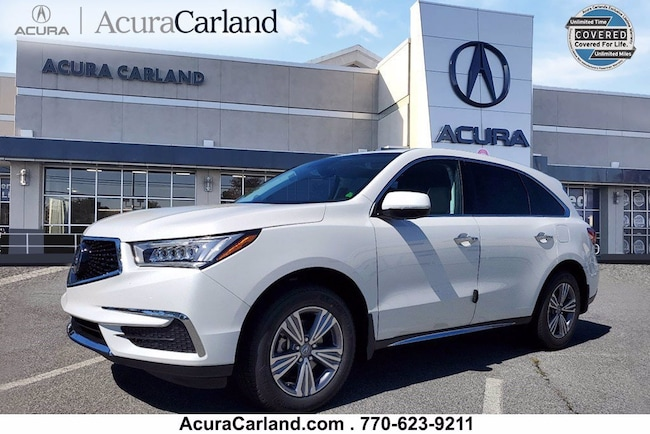 New 2020 Acura MDX Base SUV Duluth GA