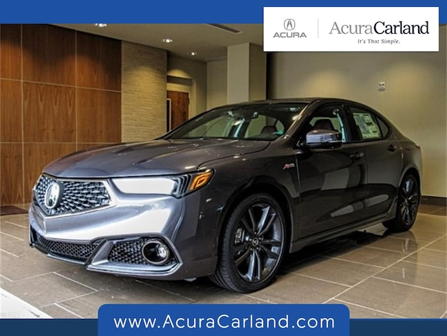 Pre-Owned 2019 Acura TLX 2.4L Tech & A-Spec Pkgs Sedan for sale in Duluth, GA
