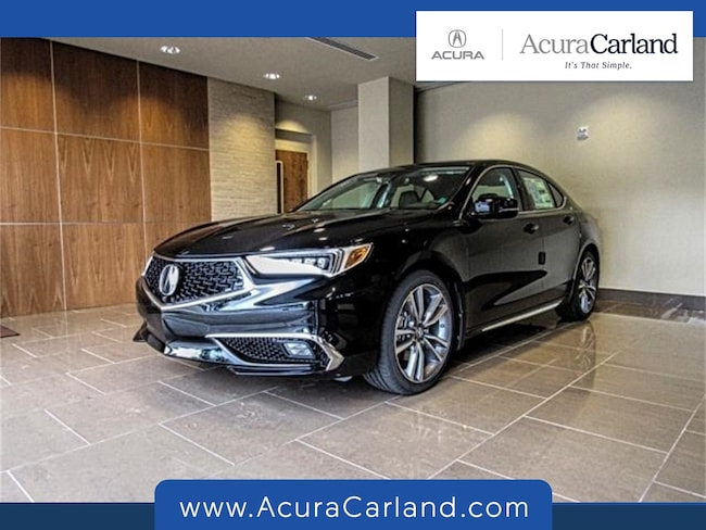 Pre-Owned 2019 Acura TLX 3.5L Advance Pkg Sedan for sale in Duluth, GA