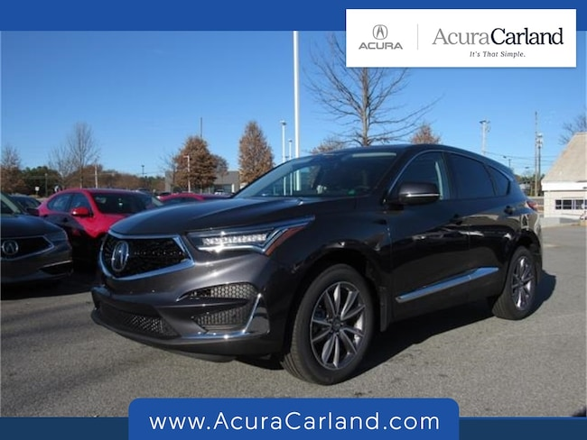 New 2019 Acura RDX with Technology Package SUV Duluth GA