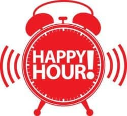 Happy Hour Special!