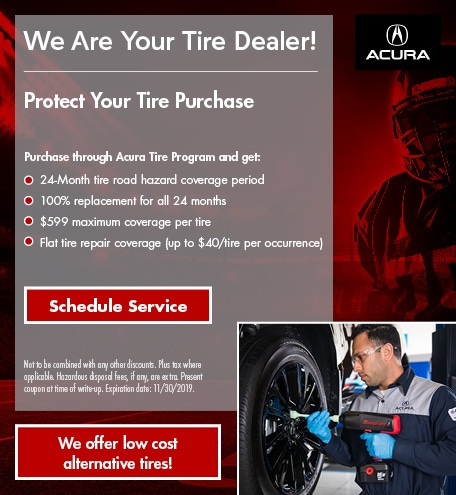 We Are Your Tire Dealer - Fall