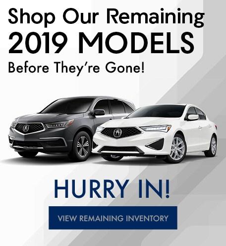 Remaining 2019 Models Must Go! - Nov
