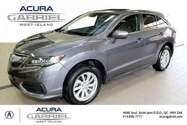 2017 Acura RDX AWD Tech Package 8 PNEUS +CUIR+TOIT+NAVI+BLUETOOT SUV