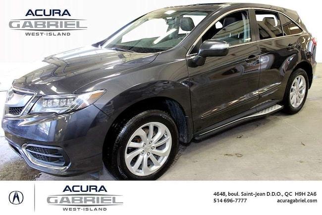 2016 Acura RDX AWD Tech Package CERTIFIÉS+CUIR+TOIT+NAVI+B SUV