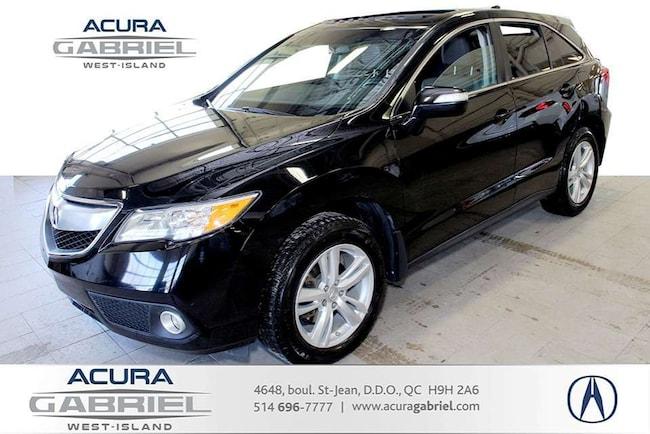 2015 Acura RDX AWD Tech Package $226.55 taxe incl / 2 semaines 7 SUV