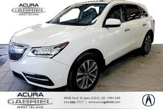 2016 Acura MDX SH-AWD NAVIGATION $280.99 taxe incl / 2 semaines 7 SUV