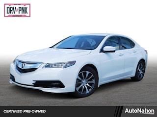 2016 Acura TLX Sedan