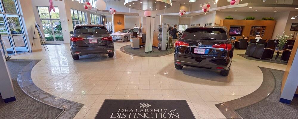 AutoNation Acura North Orlando Finance Center Sanford FL - Acura dealer in orlando