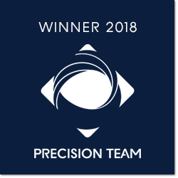 AutoNation Acura North Orlando Precision Team Award Winner