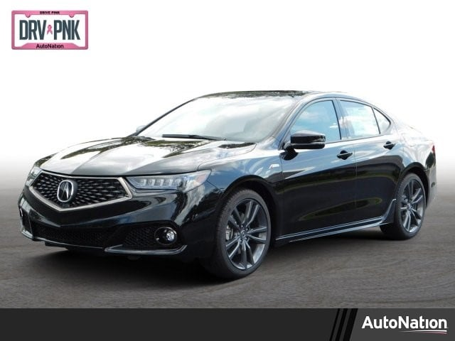 2019 Acura TLX 3.5 V-6 9-AT SH-AWD with A-SPEC Sedan