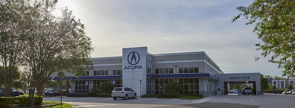 AutoNation Acura North Orlando Acura Dealership Near Sanford - Acura dealer in orlando