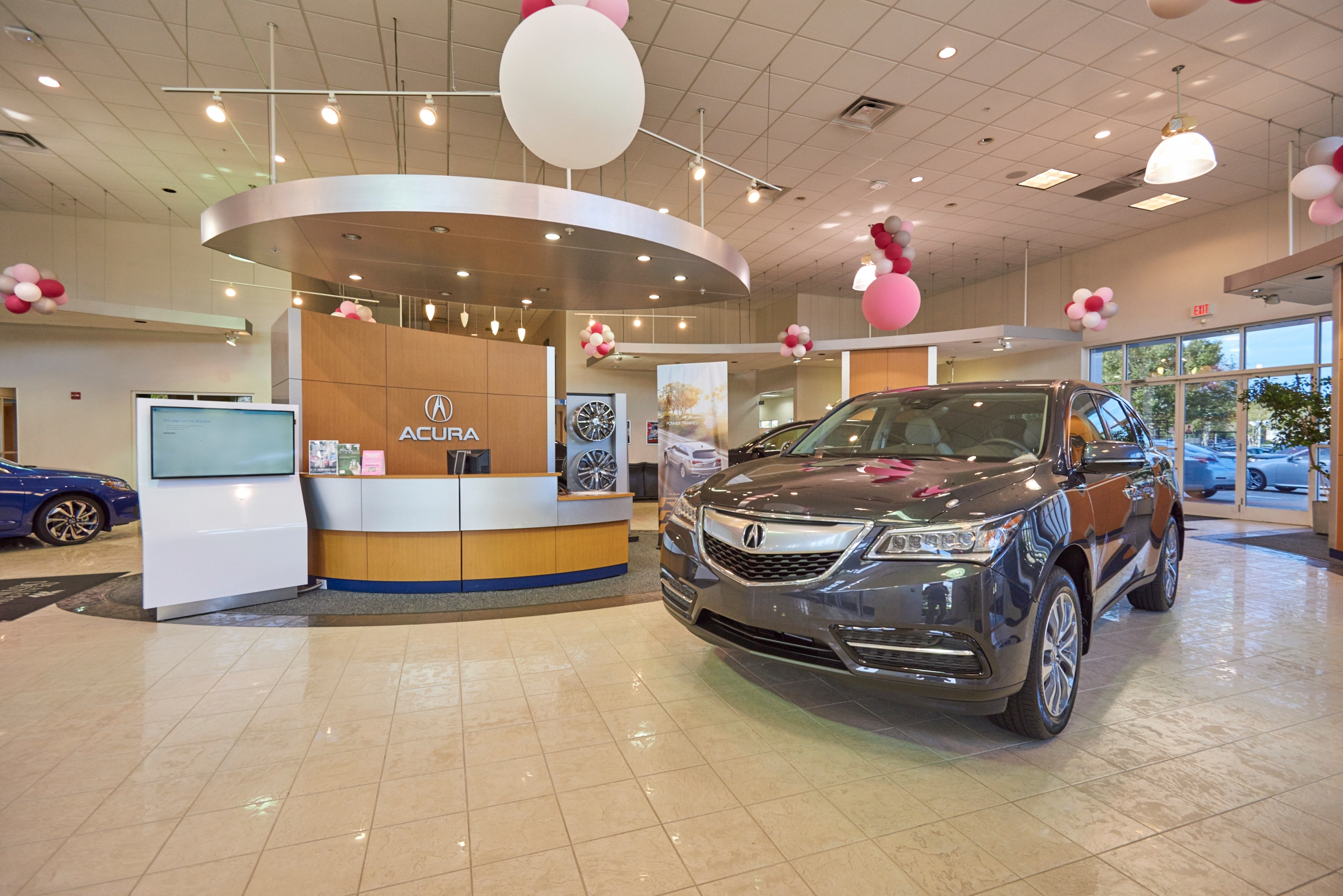 Sanford Acura Dealer AutoNation Acura North Orlando - Acura dealer in orlando