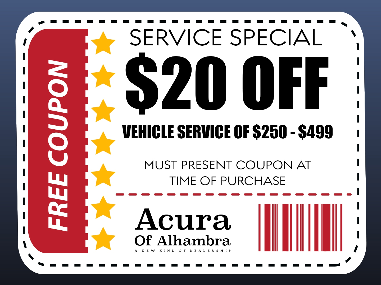 oil change coupon glendale ca