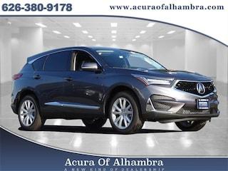 2020 Acura RDX Base SUV serving Los Angeles