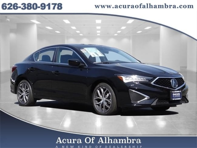 New 2019 Acura ILX with Technology Sedan serving Los Angeles