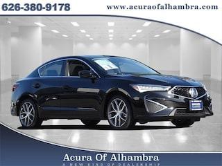 2019 Acura ILX with Premium Sedan serving Los Angeles