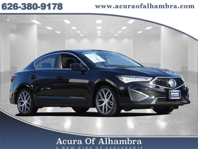 New 2019 Acura ILX with Premium Sedan serving Los Angeles