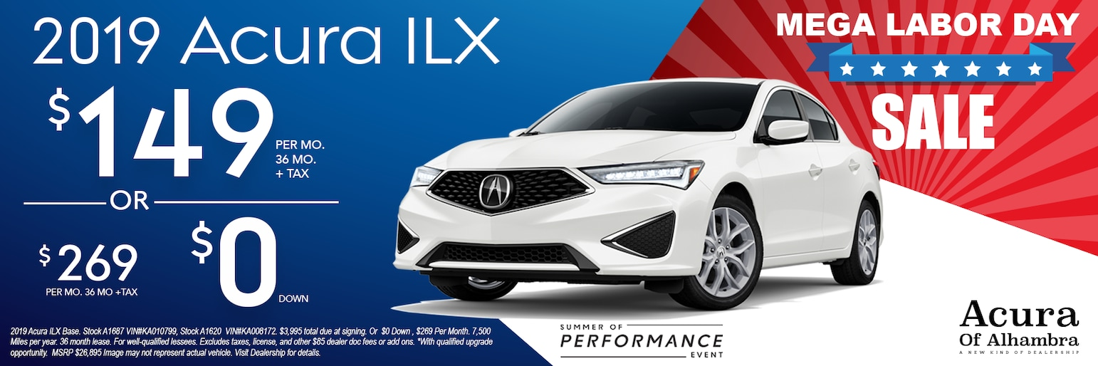 Acura of Alhambra | New & Used Acura Dealership | Serving