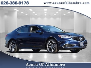 2019 Acura TLX 3.5 V-6 9-AT P-AWS with Technology Package Sedan serving Los Angeles