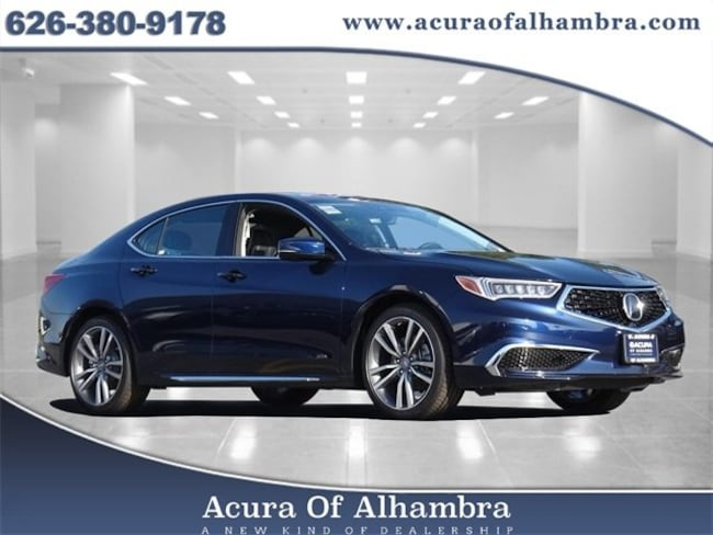New 2019 Acura TLX 3.5 V-6 9-AT P-AWS with Technology Package Sedan serving Los Angeles