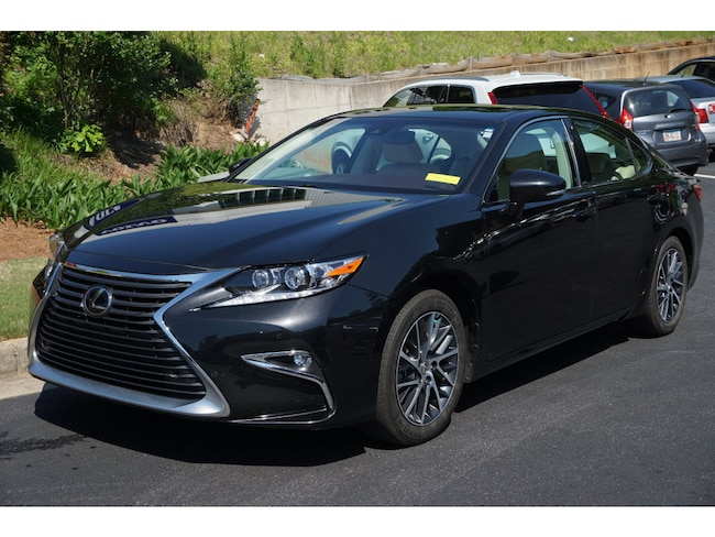 2016 LEXUS ES 350 Base Sedan