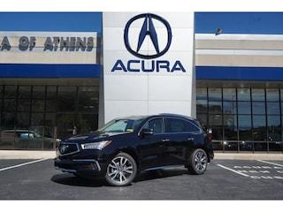 2019 Acura MDX ADVANCE 6P SUV