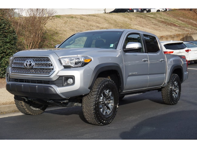 2017 Toyota Tacoma TRD Off-Road Truck Double Cab