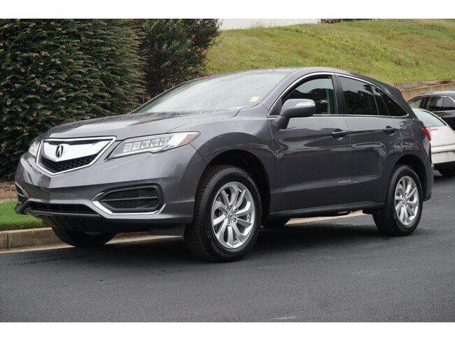 Used Acura RDX For Sale Athens GA - Acura rdx lowering springs