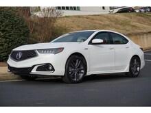 2019 Acura TLX V6 w/Tech w/A-Spec Sedan