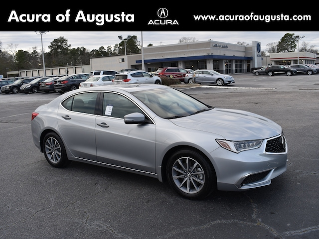 Acura Of Augusta >> Used 2018 Acura Tlx For Sale At Stokes Volkswagen Vin 19uub1f5xja004364