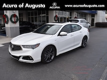 2019 Acura TLX w/Tech w/A-Spec Sedan