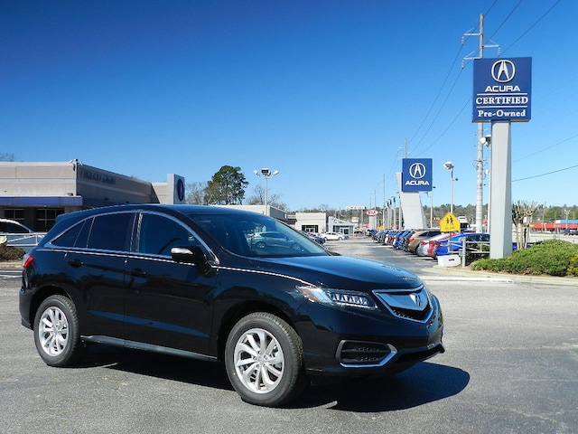 Acura Of Augusta >> Used 2016 Acura Rdx For Sale At Stokes Volkswagen Vin 5j8tb3h5xgl016807