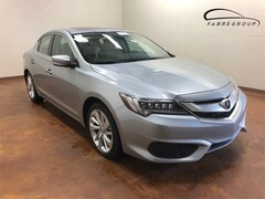 2017 Acura ILX Certified Pre-Owned Sedan
