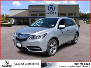 2015 Acura MDX SH-AWD SH-AWD  SUV