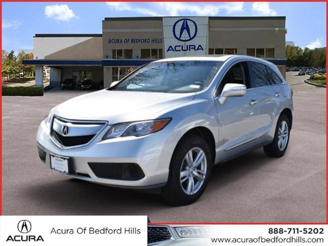 Certified Pre-Owned 2015 Acura RDX AWD Sport Utility in Bedford Hills, NY