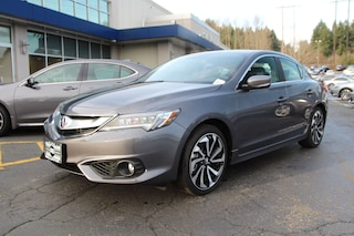 2017 Acura ILX with Premium and A-SPEC Package Sedan