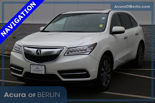 Used Acura MDX For Sale CT - Used acura mdx for sale in ct