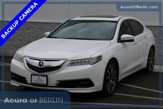 2015 Acura TLX TLX 3.5 V-6 9-AT P-AWS Sedan