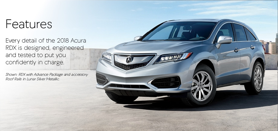 Acura Of Berlin New Acura Dealership In Berlin CT - 2018 acura rdx accessories