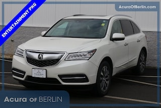 2015 Acura MDX MDX SH-AWD with Technology and Entertainment Packages SUV