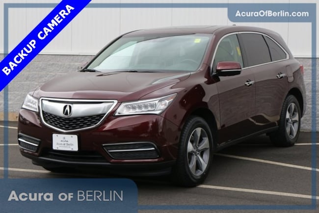 Certified Used Acura MDX For Sale In Wallingford CT Serving - Acura mdx for sale in ct